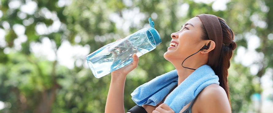 Create Your Own Bottled Water This Summer