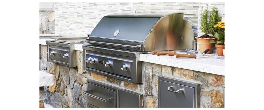 Five Tips for Grill Maintenance