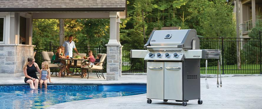 How to Buy a Barbecue