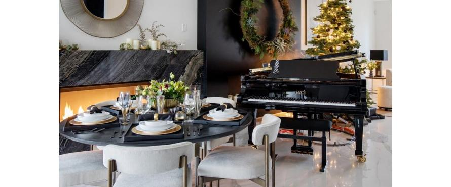 Christmas Decorating with a Modern Twist