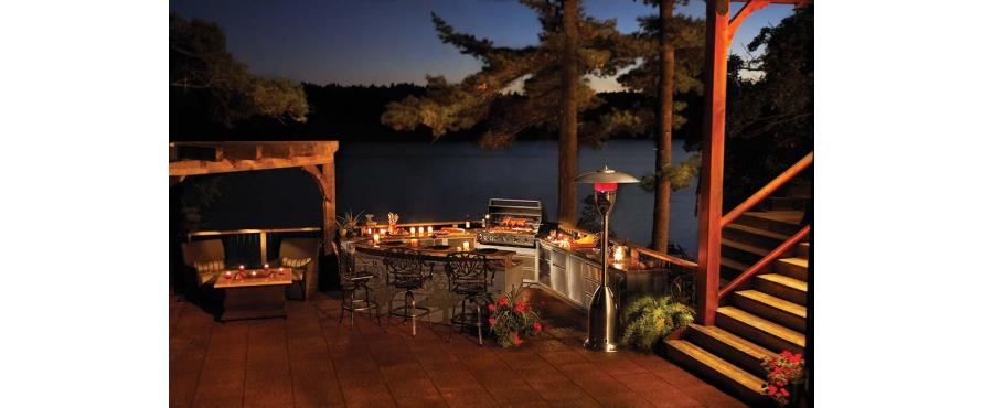 The Ultimate Father's Day Gift: An Outdoor Kitchen