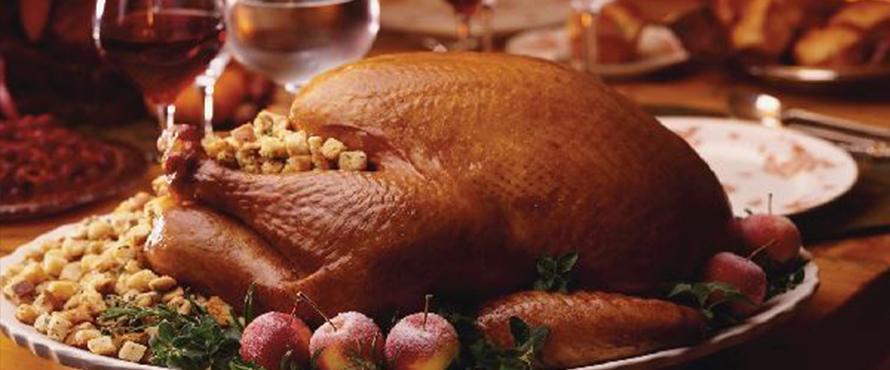 Happy Turkey Cooking!