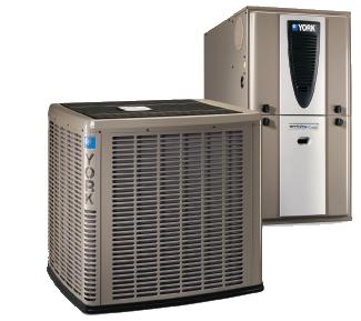 York HVAC System