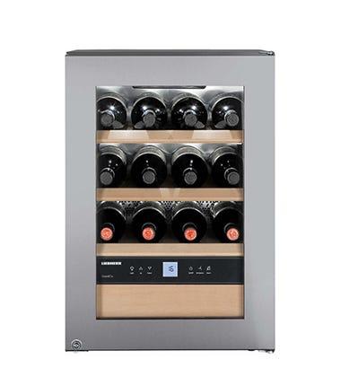Liebherr wine cellar