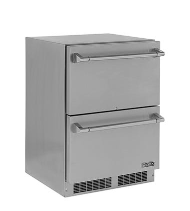 Lynx outdoor fridge