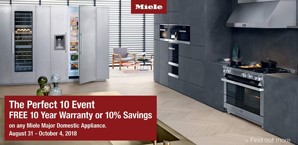 Miele Sales Event