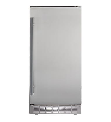 Silhouette icemaker