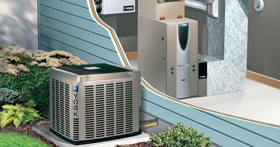 York Home Heating and Cooling