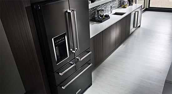 kitchenaid french door fridge