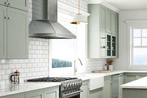 Buying Kitchen Ventilation Range Hood Fans Trail Appliances