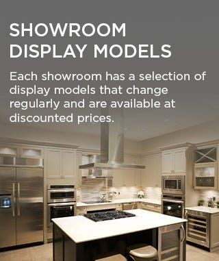 Showroom Clearance