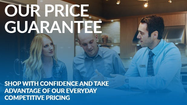 trail appliances' price guarantee
