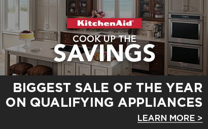 KitchenAid - Cook Up The Savings
