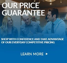 Trail Price Guarantee
