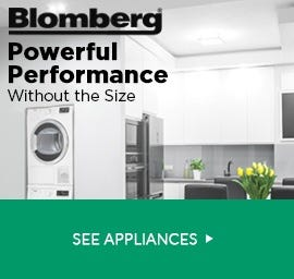 Blomberg Compact Apppliances