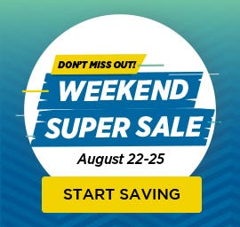Weekend Super Sale