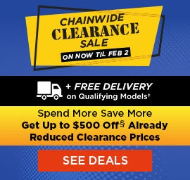 Chainwide Clearance