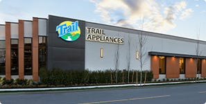 Trail Appliances is Expanding