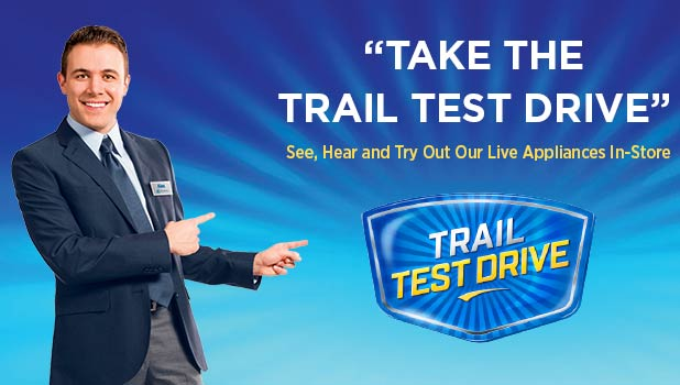 Take the Trail Test Drive
