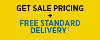 Get Sale Pricing