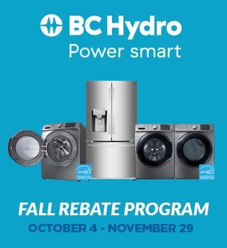 BC Hydro hook up aantal