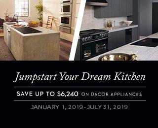 Dacor Jumpstart Promotion