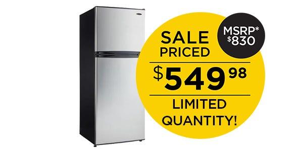 Danby 10.0 cu.ft. Top-Freezer Refrigerator