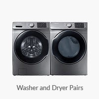 Washer and Dryer Pairs