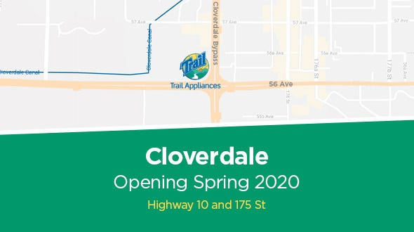 Cloverdale Showroom