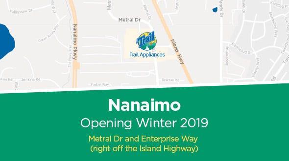 Nanaimo Showroom