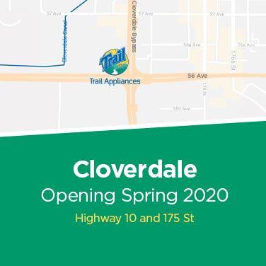 New Cloverdale Showroom