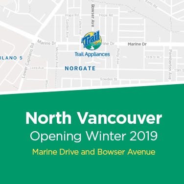 New North Vancouver Showroom