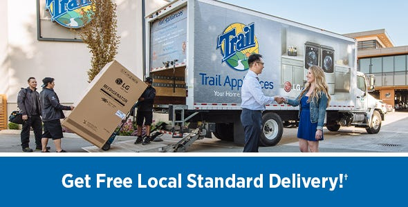 Free Local Standard Delivery