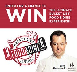 Win the Ultimate Food & Dine Experience at Trail Appliances