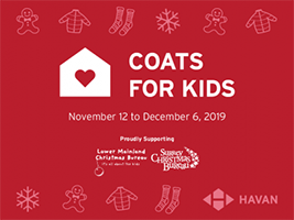 HAVAN Coats for Kids