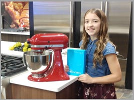 Trail Appliances Jr. Chef Challenge on Global TV